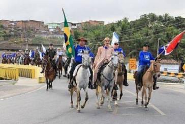 2ª Cavalgada da Liberdade homenageia Zumbi dos Palmares