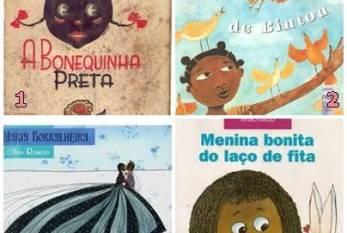 Dicas de Livros Infantis: Protagonistas Negros - por Isabela Kanupp