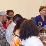 Nota sobre encontro de representantes do movimento negro com a presidenta Dilma, no dia 13 de março de 2014