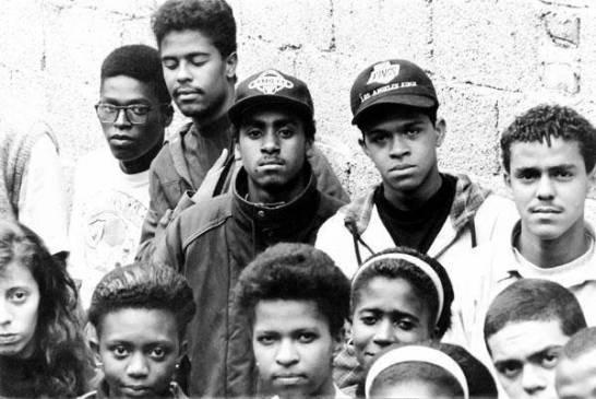 O Projeto Rappers