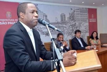 Toninho Pinto assume a Secretaria Municipal de Promoção da Igualdade Racial