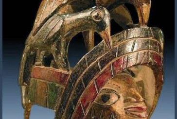 Máscaras noturnas das mães – Gelede