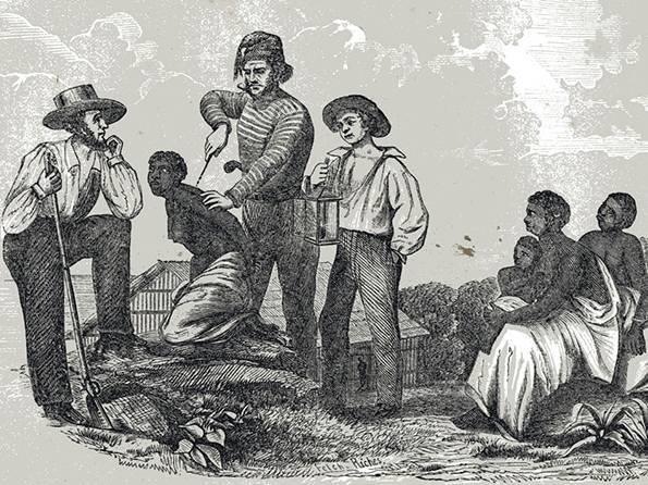 escravidão antiga