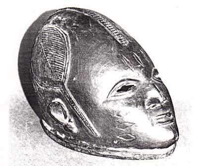 uma divindade iorubá