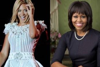 Michelle Obama entra na campanha contra sequestro de jovens na Nigéria