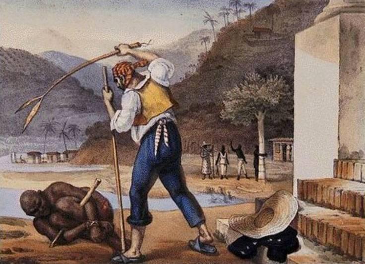 Medo de São Paulo A violência contra os escravos no Estado de São Paulo era motivo de chantagem