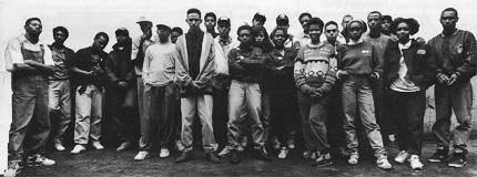 Projeto Rappers