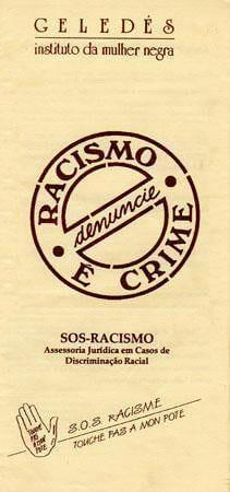Programa SOS Racismo