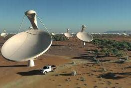 Projeto de países africanos com a Austrália vai lançar maior telescópio do mundo