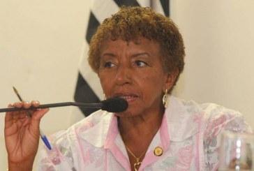 Boletim de prestação de contas da Deputada Leci Brandão
