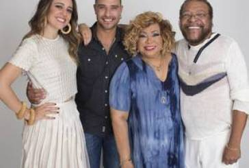 São Paolo - Roberta Sá, Diogo Nogueira, Alcione e Martinho da Vila no Projeto Nivea Viva