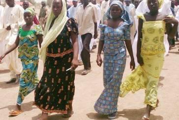 As garotas nigerianas roubadas