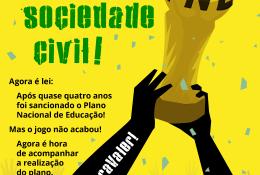 PNE sancionado sem vetos: vitória do Brasil!
