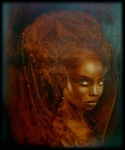 Queen Makeda -TheTrue Name of the Ethiopian Queen, the Wife of King Solomon Of Judea