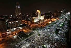 Manifestações nas ruas, as eleições em 2014 e a política do Bem X Mal