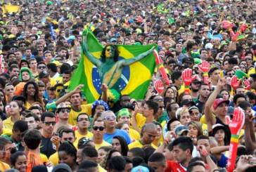 'Foram derrotados todos os que tinham complexo de vira-lata', diz Dilma