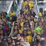 Mulheres e Gringos na Copa do Mundo