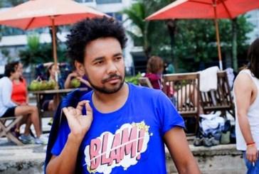 Alex Melo, ator negro brasileiro, protagoniza filme na Alemanha