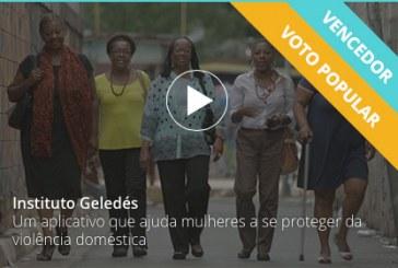 Você votou e ja temos a primeira versão do aplicativo de combate a violência contra a mulher