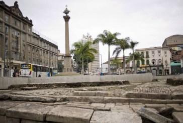 Cais do Valongo busca reconhecimento da Unesco