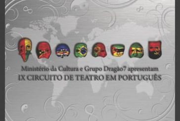 IX Circuito de Teatro em Português