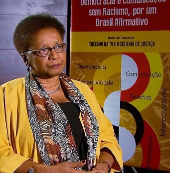 Ministra da Secretaria de Políticas de Promoção da Igualdade Racial (Seppir), Luiza Bairros.