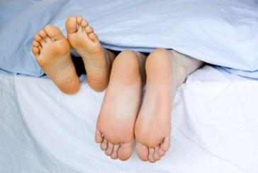 Casais que vivem juntos mas não têm vida sexual