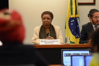 Ministra Luiza Bairros apresenta destaques de quatro anos de promoção da igualdade racial
