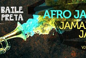 Afro Baile no Cordão da Bola Preta