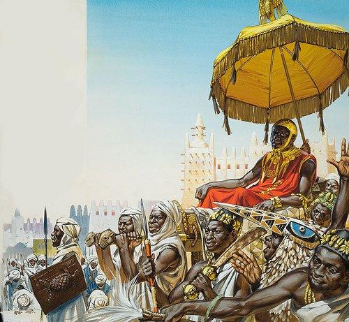 Mansa2 100 Cidades Africanas Destruídas Pelos Europeus, parte I