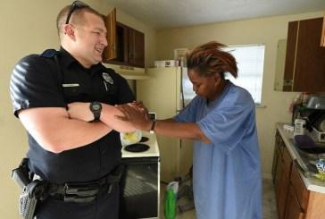 Fazer diferente muda tudo: Policial evita prender mulher que furtou ovos e a surpreende com dois caminhões com comida