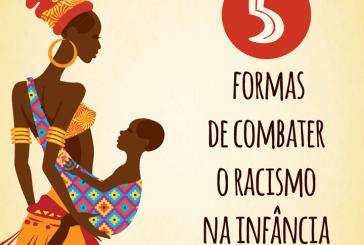 Conheça cinco formas de combater o racismo na infância