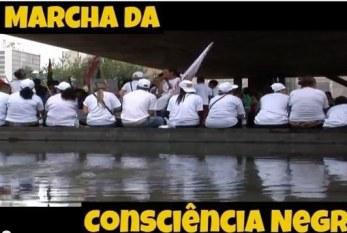 XI Marcha da Consciência Negra 2014 – Juventude, Arte e Cultura