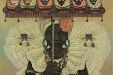 Artista jamaicano brinca com  folclore afro-caribenho e ficção científica