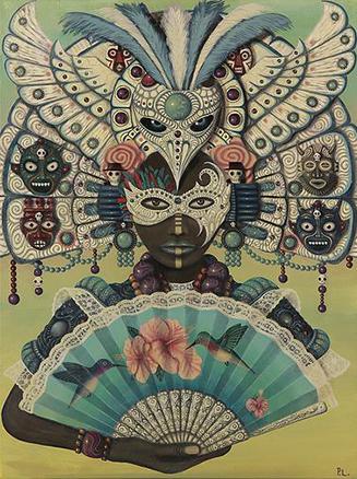 The Humminbird Queen