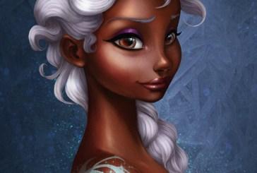 Princesa Disney negras