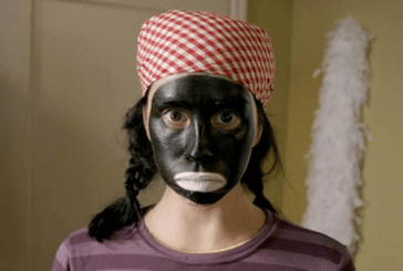 Maquiar ator branco com tinta preta é uma forma de racismo? Sim
