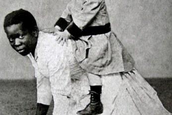 Precisa-se de meninas para trabalho infantil e escravo