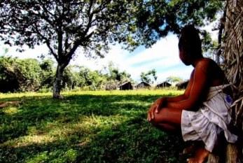 Meninas negras feitas escravas domésticas e sexuais na região central do Brasil
