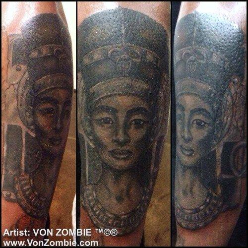 Tatuagem de VonZombie