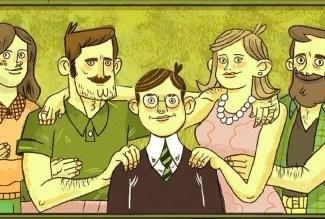 Fui criado numa família poliamorosa