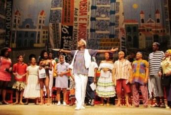 Lázaro Ramos e Virgínia Rodrigues são os convidados de Leitura Dramática do Bando de Teatro Olodum