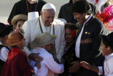 Papa Francisco pede perdão pelos crimes da Igreja durante a colonização da América