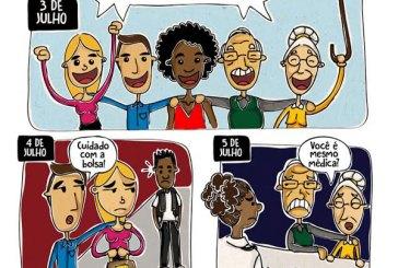 Reflexão sobre o racismo