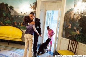 Como a presidência me tornou um pai melhor