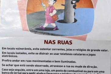Justiça proíbe cartaz distribuído pela Polícia Militar em Ribeirão Preto