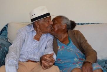 'O segredo é ter paciência', revela homem de 101 anos casado há 70