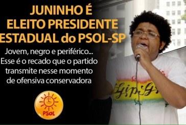 PSOL de São Paulo elege jovem militante do movimento negro como presidente