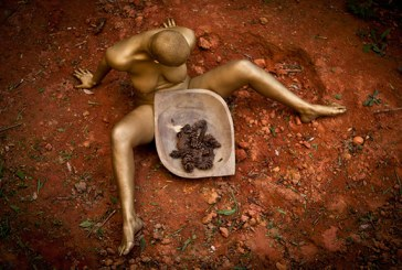 Projeto fotográfico Ibaré Lewá reverência os Orixás e a natureza