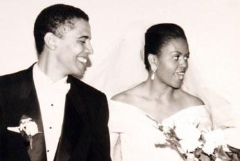 Casal Obama completa 23 anos de matrimônio